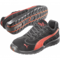 Preview: PUMA Safety Halbschuh 642630, S1P, HRO, schwarz