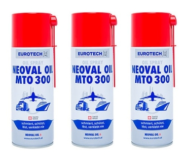 3er Pack NEOVAL OIL MTO 300 400ml (3x 400ml)